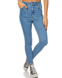 EMILY WOMENS CLOTHING A.BRAND JEANS - 7038382726
