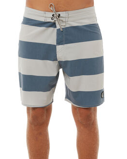 BLUE MENS CLOTHING CAPTAIN FIN CO. BOARDSHORTS - CR173156BLU