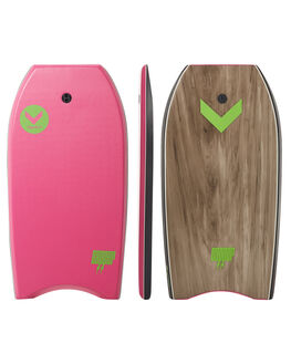 PINK MULTI SURF BODYBOARDS HYDRO BOARDS - ZB18-HYD-040PINM
