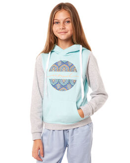 AQUA KIDS GIRLS RIP CURL JUMPERS + JACKETS - JFEBN10046