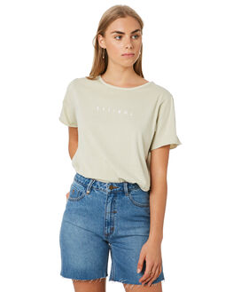 PEYOTE WOMENS CLOTHING THRILLS TEES - WTR9-100KPPEY