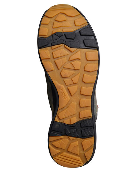 CAMO MENS FOOTWEAR GLOBE SNEAKERS - GBDARTXC-19700
