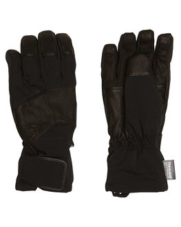 JET BLACK BOARDSPORTS SNOW RIP CURL GLOVES - SCGAA44284