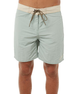 SAGE MENS CLOTHING OAKLAND SURF CLUB BOARDSHORTS - OSC-2TB-SAGSAGE