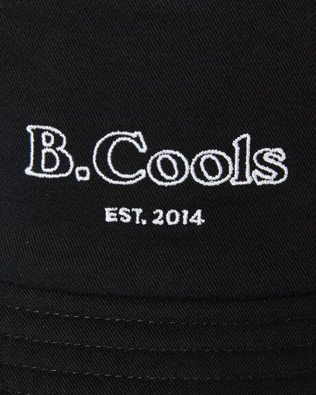 BLACK MENS ACCESSORIES BARNEY COOLS HEADWEAR - 916-CC4BLK