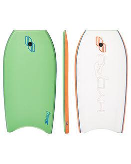 GREEN SURF BODYBOARDS HYDRO BOARDS - 36010GRN