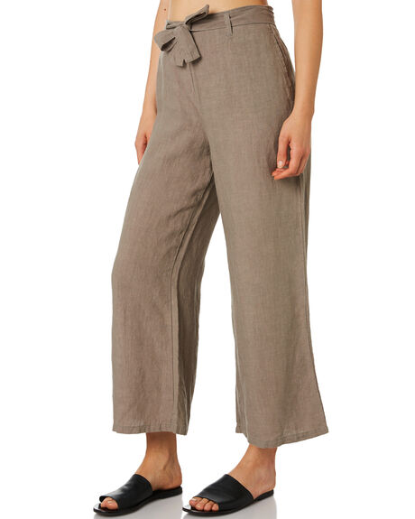 OLIVE WOMENS CLOTHING RHYTHM PANTS - APR19W-PA02-OLI