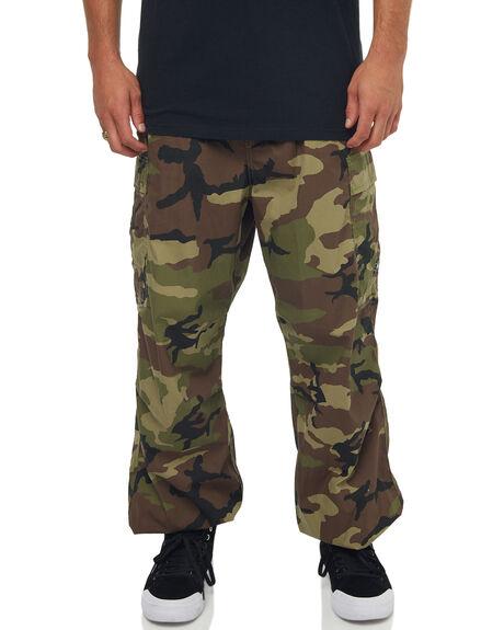 CAMO MENS CLOTHING DC SHOES PANTS - EDYNP03127GSR6