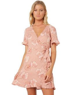 PRINT WOMENS CLOTHING ELWOOD DRESSES - W84710PRI