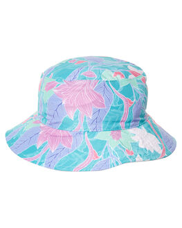 TURQUOISE KIDS TODDLER GIRLS RIP CURL HEADWEAR - FHAAS10074