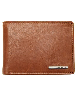 CHOCOLATE MENS ACCESSORIES ELEMENT WALLETS - 183572ACHOC