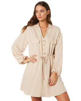STONE WOMENS CLOTHING MINKPINK DRESSES - MP1809551STO