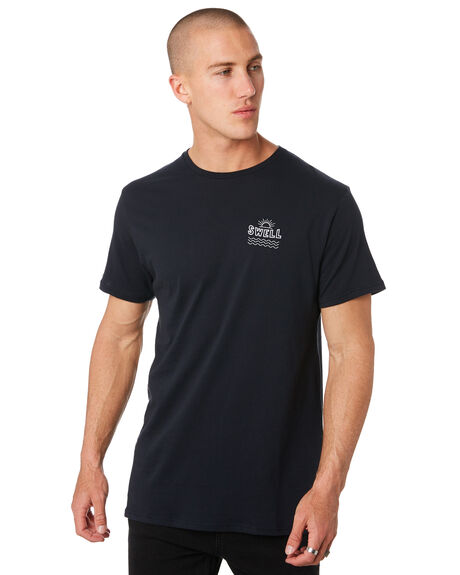 NAVY MENS CLOTHING SWELL TEES - S5193013NAVY