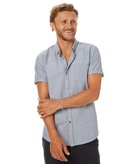 NAVY MENS CLOTHING SWELL SHIRTS - S5161669NVY