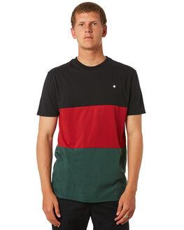 RASTA MENS CLOTHING ELEMENT TEES - 184005RASTA