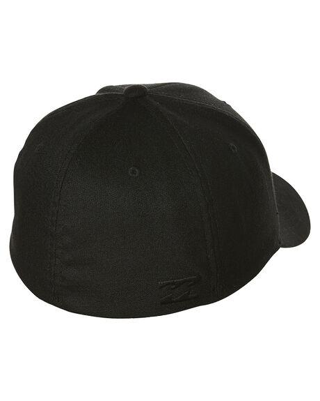 BLACK OUTLET MENS BILLABONG HEADWEAR - 9661301ABLK