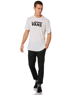 MARSHMALLOW MENS CLOTHING VANS TEES - VN000UMKIGMMLW