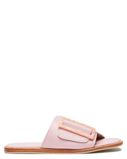 PALE PINK WOMENS FOOTWEAR JAMES SMITH SLIDES - 12770868PPNK