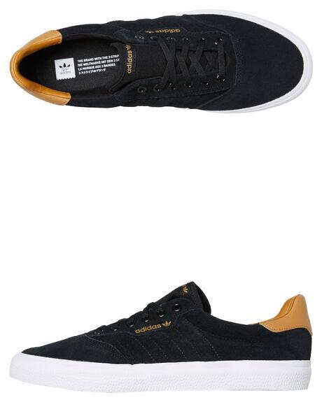 CORE BLACK WOMENS FOOTWEAR ADIDAS SNEAKERS - SSEE6075CBLKW