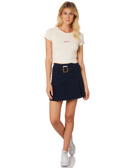 PEACOAT WOMENS CLOTHING AFENDS SKIRTS - W191900PEA