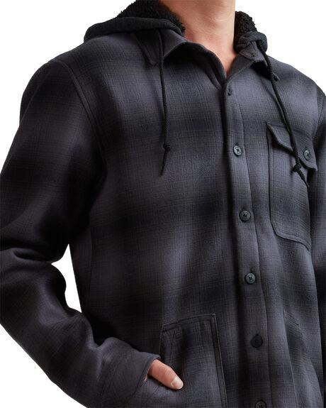 BLACK MENS CLOTHING BILLABONG SHIRTS - BB-9504210-BLK
