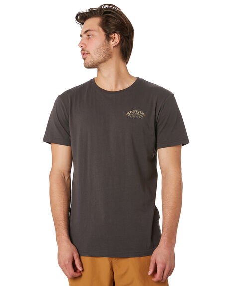 CHARCOAL OUTLET MENS RHYTHM TEES - OCT19M-PT10-CHA