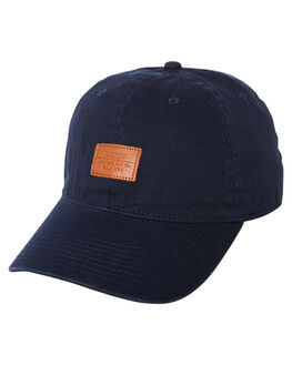 NAVY MENS ACCESSORIES KATIN HEADWEAR - HTDRI01NVY