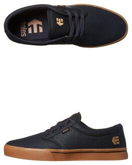 NAVY TAN MENS FOOTWEAR ETNIES SNEAKERS - 4101000323-468