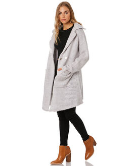 GREY MARLE WOMENS CLOTHING ALL ABOUT EVE JACKETS - 6434043GRM