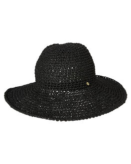 BLACK III WOMENS ACCESSORIES RUSTY HEADWEAR - HHL0178BK3