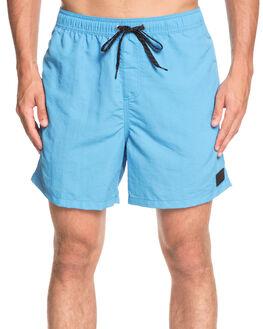 MALIBU BLUE MENS CLOTHING QUIKSILVER BOARDSHORTS - EQYJV03396-BMA0