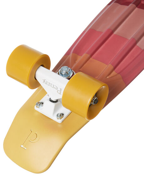 RED BOARDSPORTS SKATE PENNY COMPLETES - PNYCOMP22493RISE