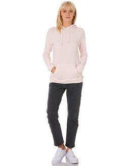 BLUSH PINK WOMENS CLOTHING VOLCOM JUMPERS - B3111801BUP