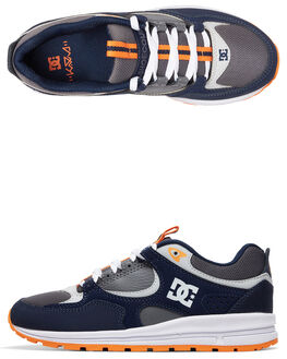 ANTHRACITE S CRYSTAL KIDS BOYS DC SHOES SNEAKERS - ADBS700078-NGH