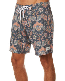 NAVY MENS CLOTHING RHYTHM BOARDSHORTS - APR17-TR07NVY