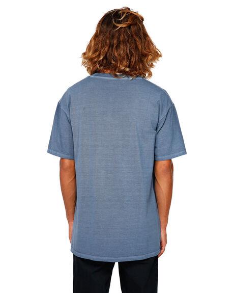 DARK BLUE MENS CLOTHING BILLABONG TEES - BB-9591017-B69