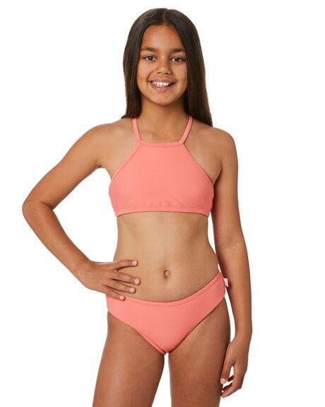 PINK PUNCH KIDS GIRLS SEAFOLLY SWIMWEAR - 27041-189PNCH
