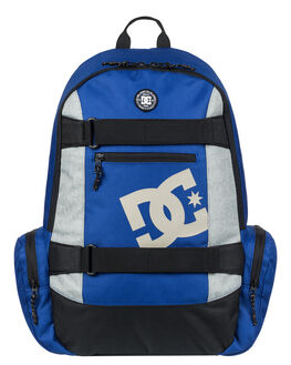 SODALITE BLUE MENS ACCESSORIES DC SHOES BAGS + BACKPACKS - EDYBP03135BYB0