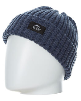 HEATHER NAVY MENS ACCESSORIES BANKS HEADWEAR - BE0012HNV