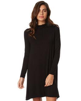 BLACK WOMENS CLOTHING BETTY BASICS DRESSES - BB560W17BLK