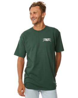 FORREST GREEN MENS CLOTHING ANTI HERO TEES - 51020120JFGRN