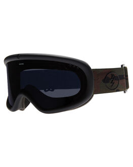 DARK CAMO SNOW ACCESSORIES ELECTRIC GOGGLES - EG2116302JBLK