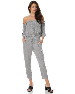 STRIPE WOMENS CLOTHING RUE STIIC PLAYSUITS + OVERALLS - JA1729KSTR