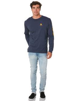 MOOD INDIGO MENS CLOTHING BURTON TEES - 203921400