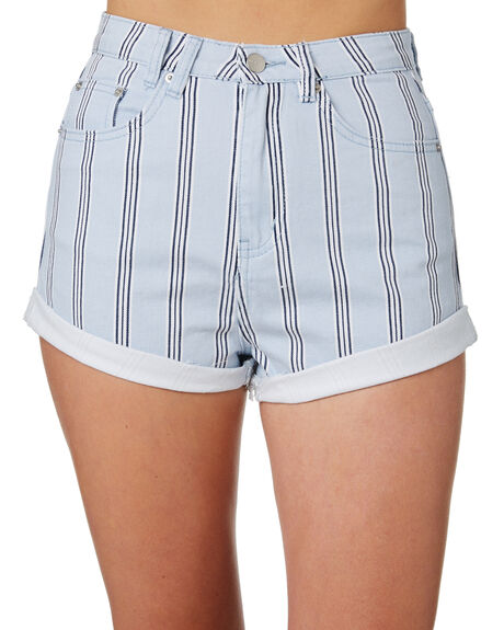 BLUE OUTLET WOMENS INSIGHT SHORTS - 5000003160BLU