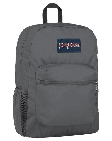 DEEP GREY MENS ACCESSORIES JANSPORT BAGS + BACKPACKS - JS0A47LWJS5L8