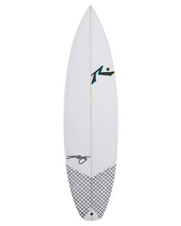 CLEAR BOARDSPORTS SURF RUSTY SURFBOARDS - RUYESTHANKSCLR