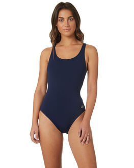 NAVY WOMENS SWIMWEAR ZOGGS ONE PIECES - 500425NVY