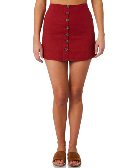 ROSE OUTLET WOMENS THE HIDDEN WAY SKIRTS - H8184477ROSE