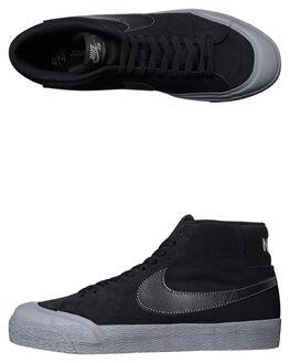 BLACK BLACK MENS FOOTWEAR NIKE SNEAKERS - 876872-006